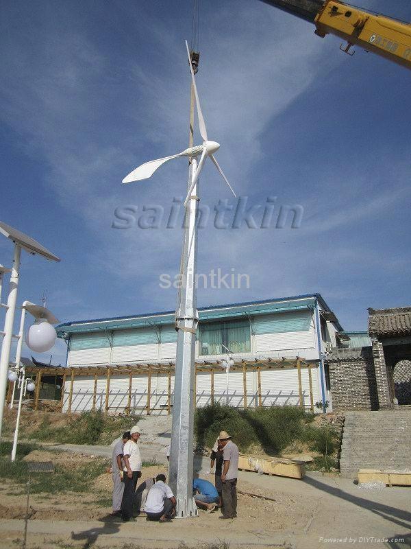 風力發電機系統配件 1
