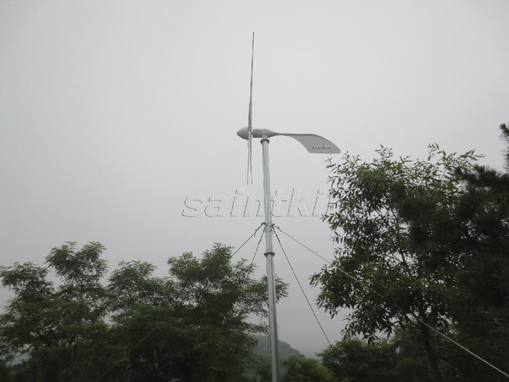 風力發電機系統配件 2
