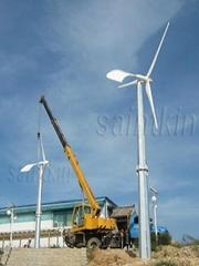 permanent magnet machine Wind Turbine