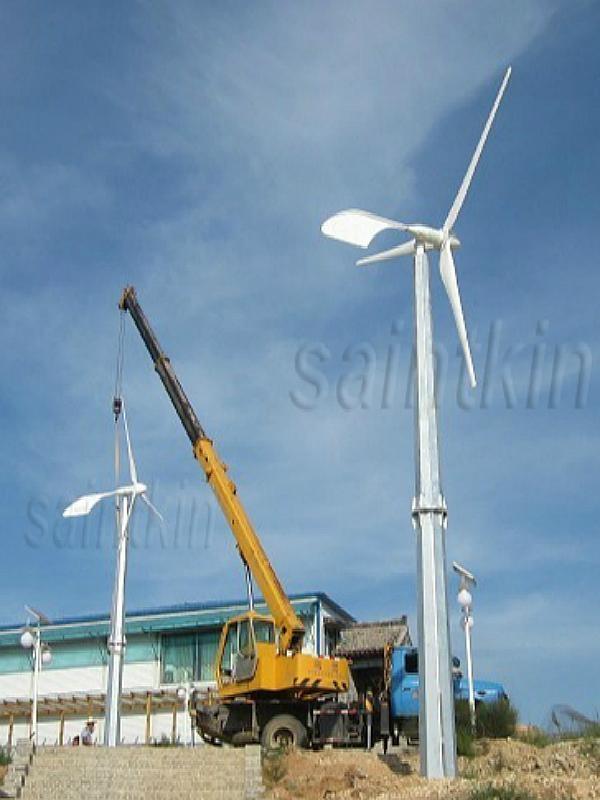 風力發電機配件 7