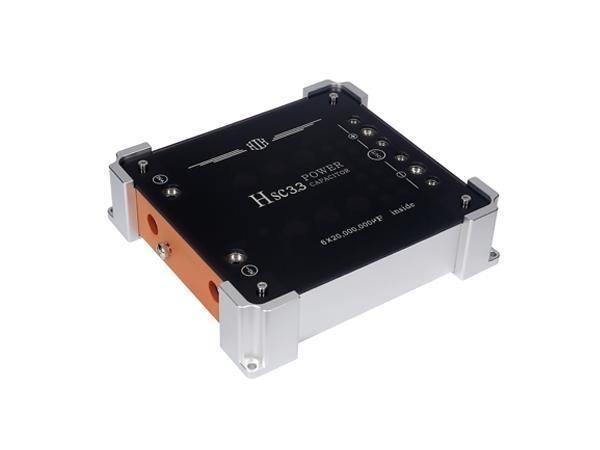 3.3F車載音響電容 HIH汽車影音超級電容器 1