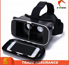 Bluetooth Remote Controller Shinecon 3D Gear VR Glasses Virtual Reality headset