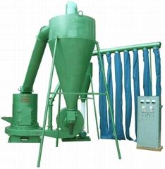 中草药、植物专用型雷蒙磨粉机