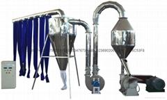 GSF35型水冷式中草藥制粉機