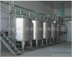 液體自動配料系統