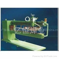 江门钢带圆筒直缝焊机