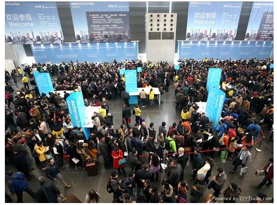 2016上海法兰克福汽车用品展览会 1