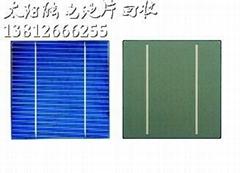太阳能电池片回收