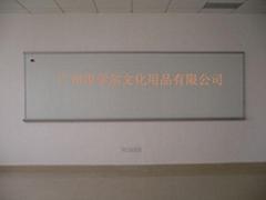 諾迪士定做課室進口樹脂白板教學用磁性寫字板