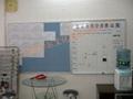 諾迪士定做挂牆辦公水松布面板家用水松相片展板 3