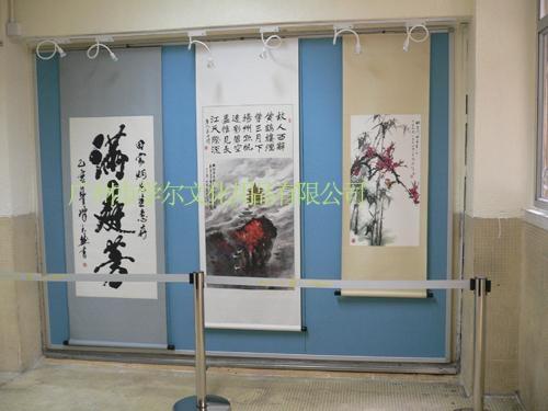 諾迪士定做挂牆辦公水松布面板家用水松相片展板 4