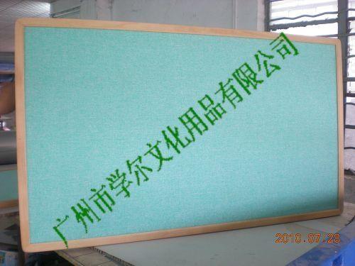 諾迪士定做挂牆辦公水松布面板家用水松相片展板 5