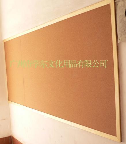 諾迪士廠家訂做實木櫸木邊水松展示板相片牆板文化牆板 1