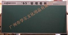 諾迪士廠家訂做不鏽鋼文化牆板相片牆展示板水松布板