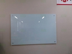 廠家直銷諾迪士定做鋼化烤漆玻璃白板
