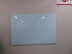 諾迪士廠家定做教學家用鋼化烤漆磁性玻璃白板