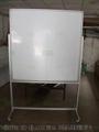 諾迪士定做活動加厚鋁支架磁性搪瓷白板可移動寫字板 2