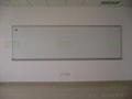諾迪士定做課室進口樹脂白板教學用磁性寫字板 3