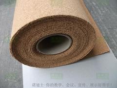 諾迪士NUODS水松原料軟木材料隔音板防潮板