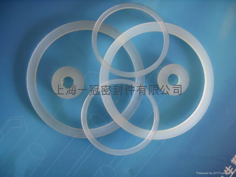三氟PCTFE墊圈 -200度低溫密封圈 1