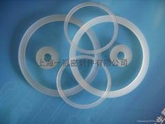 三氟PCTFE墊圈 -200度低溫密封圈