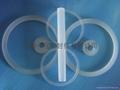 三氟PCTFE墊圈 -200度低溫密封圈 2