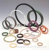 高耐磨空壓機用活塞環 1