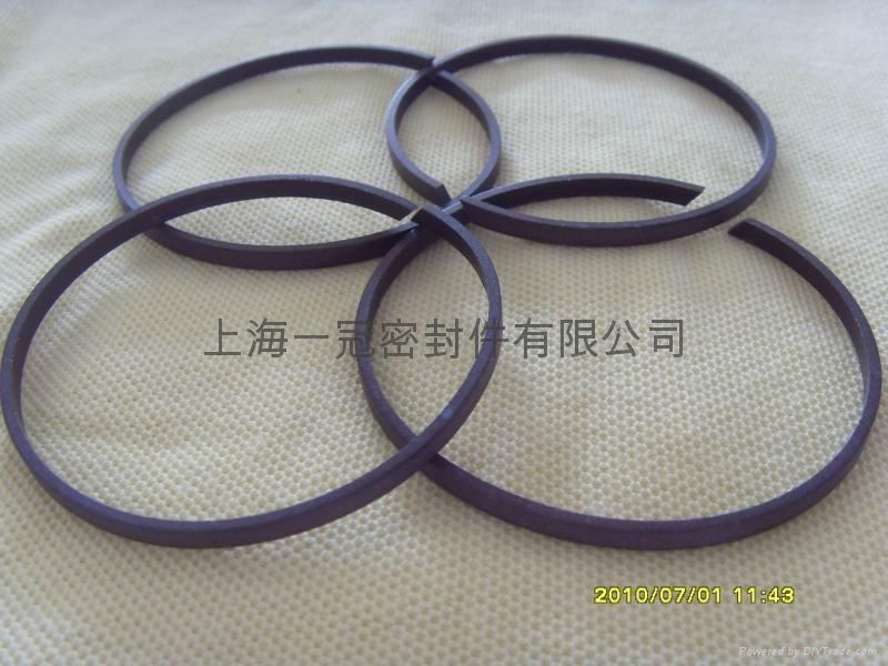 高耐磨空壓機用活塞環 2