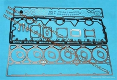 upper engine gasket kit for Cummins marine engine M11