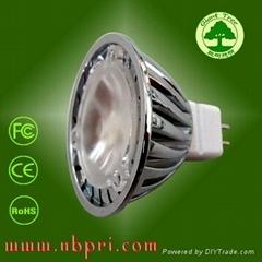 供應巨樹照明PR-1W3S-5.3射燈