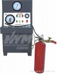 充氮校表干粉灌装机