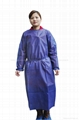 Disposable surgical gown with cheap