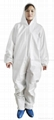 Disposable Non woven coverall  with