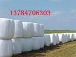 白色牧草包裝膜 1