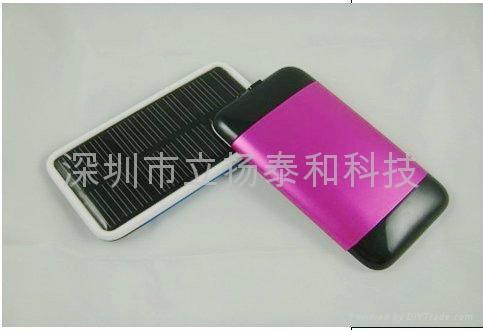 便携式太阳能充电器 3