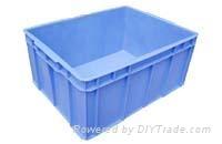塑胶折叠周转箱 1