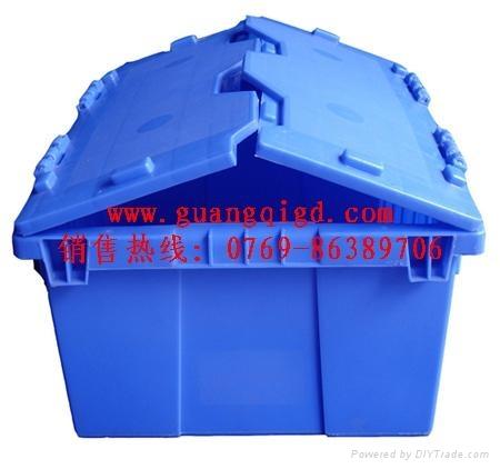 塑胶折叠周转箱 2