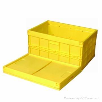 塑胶折叠周转箱 3