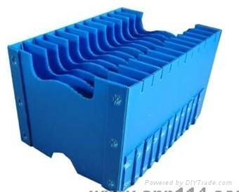 塑胶折叠周转箱 5
