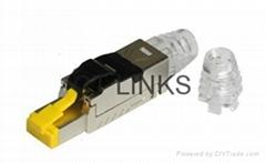 RJ45 Field Terminable Plug