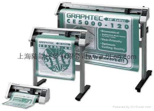 日本图王CE5000/60/120切割刻字绘图仪 1