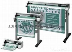 日本圖王CE5000/60/120切割刻字繪圖儀