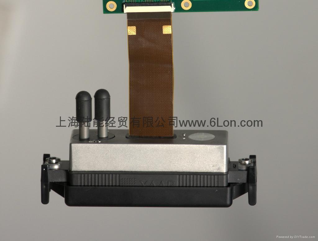 Xaar1001/1002/GS6喷墨打印头 4