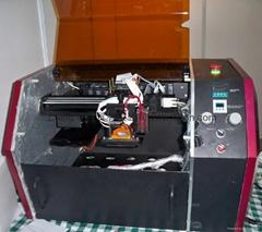 噴墨打印測試評估系統