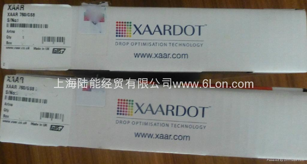 Xaar760/GS8喷墨打印头 5