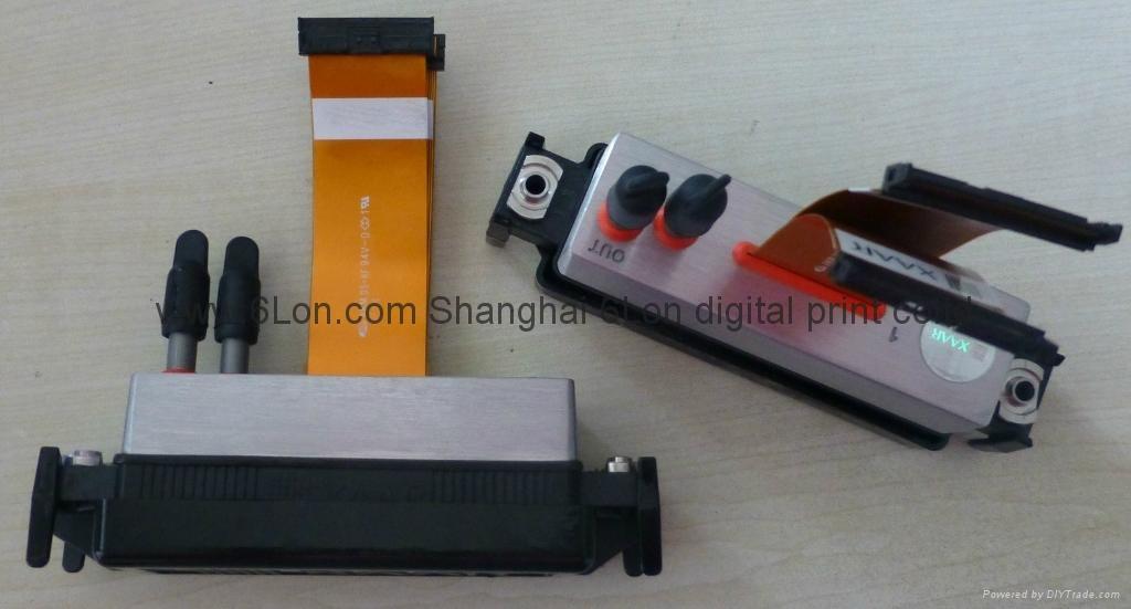 Xaar1002/GS12噴墨打印頭 2