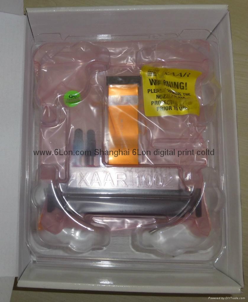Xaar1002/GS12噴墨打印頭 4