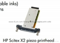 HP scitex X2 printhead