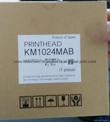 柯尼卡KM1024MAB水性喷墨打印头