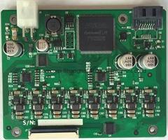 美嘉陶瓷机xaar赛尔喷头系统控制头板